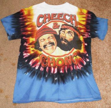 Cheech and Chong Up in Smoke Shirt - Size Medium