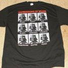 Darth Vader Shirt - Expressions of Vader Size XL - 100% Cotton