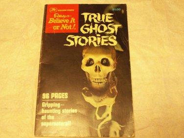 Ripley's Believe it or Not! True Ghost Stories Golden Press 1979