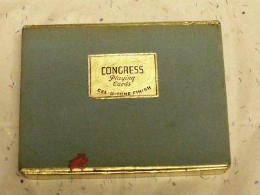 Congress Playing Cards - Elephants - 2 Decks