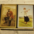 Congress Playing Cards - Golfers - 2 Decks