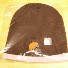 Browns  NFL Cancer Awareness Winter Hat - Limited Edition
