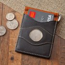 Two-Toned Leather Wallet - Free Personalization