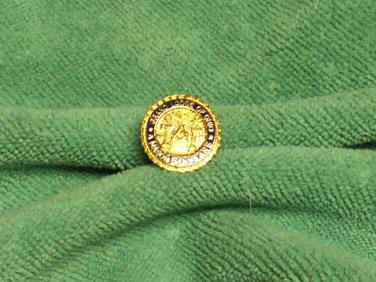 Masonic Pin Grand Lodge of Ohio - Blue - / Gold - 50 Years