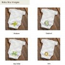 Personalized Baby Booty Onesie - Free Personalization - Boys and Girls Options