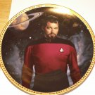 Star Trek Next Generation Plate  - Hamilton Collection