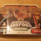 Galactic Heroes Anakin Skywalker and Count Dooku Action Figures Never opened