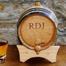 Whiskey Barrel - 2 liter Oak Barrel - Free Personalization