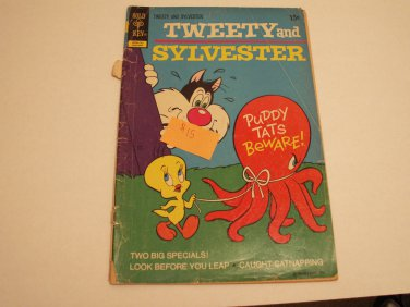 Tweety and Sylvester Gold Key No 28, 1972