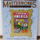 Marvel Masterworks Golden Age CAPTAIN AMERICA Vol.2 VARIANT