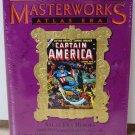 Marvel Masterworks Golden Age ATLAS ERA Cap. America VARIANT