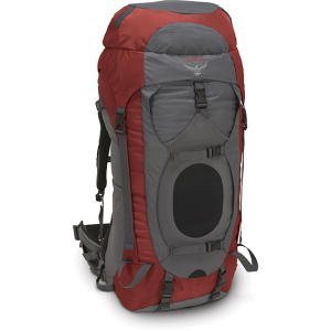 SOLD OUT Osprey Ariel 55 Backpack Womens Medium - Guava Red