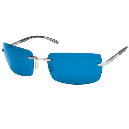 Costa Del Mar George 400 Polarized Sunglasses - Paladium/Blue
