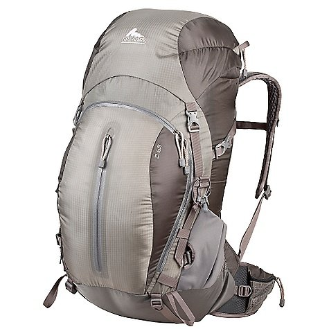 Gregory Z65 Backpack Large, Flint Grey