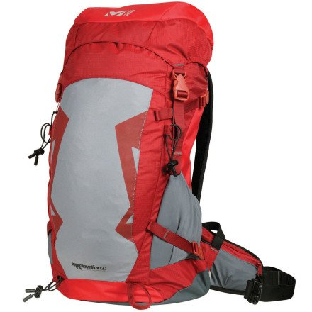 Millet Elevation 30 Backpack - 1830 cuin - One Size Chili Red