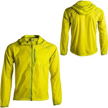 Salomon Fast Wing Hoody II Jacket - XL Men's, Green