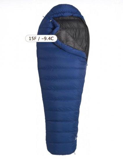 Marmot Helium 15 Deg Sleeping Bag - Regular Size