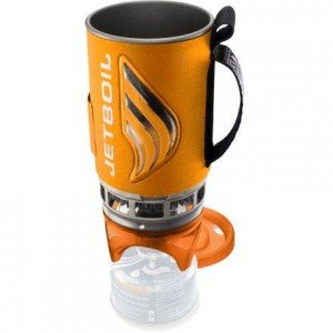 Jetboil Flash PCS Personal Cooking System - Gold