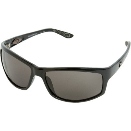 Gargoyles Prowl Sunglasses Black/Smoke