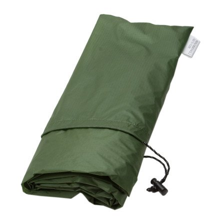 Big Agnes Emerald Mountain SL3 Fast Fly Footprint - One Size, Green