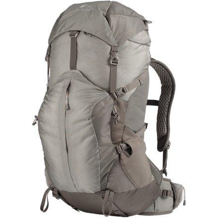 Gregory Z55 Backpack Size Large - Grey