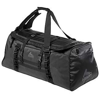 Gregory Alpaca Duffle Bag - Black, 40 L