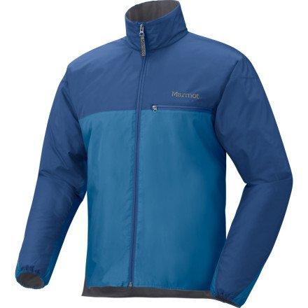 Marmot Original DriClime Windshirt - Men's XL, Blue