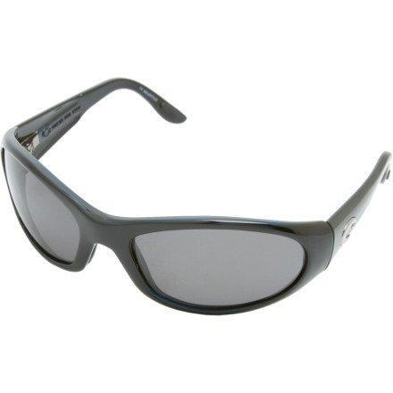 Costa Del Mar Swordfish 400 Polarized Sunglasses - Black/Gray