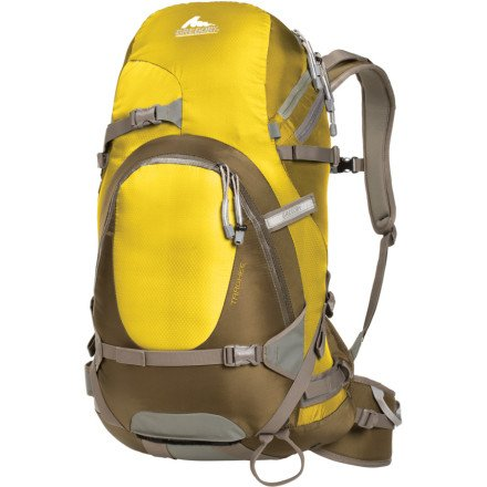 Gregory Targhee Backpack Large, Curry