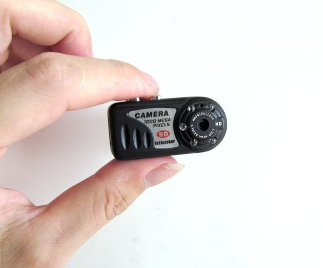 New! 1920*1080P 30fps HD Mini Camcorder, Thumb DV, SPY Camera Recorder with night vision -T8000