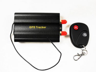 Hot! GSM/GPRS/GPS Remote control Vehicle Tracker TK103B