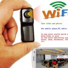 Android iPhone PC Mini Wifi IP Wireless Spy Surveillance Camera Cam