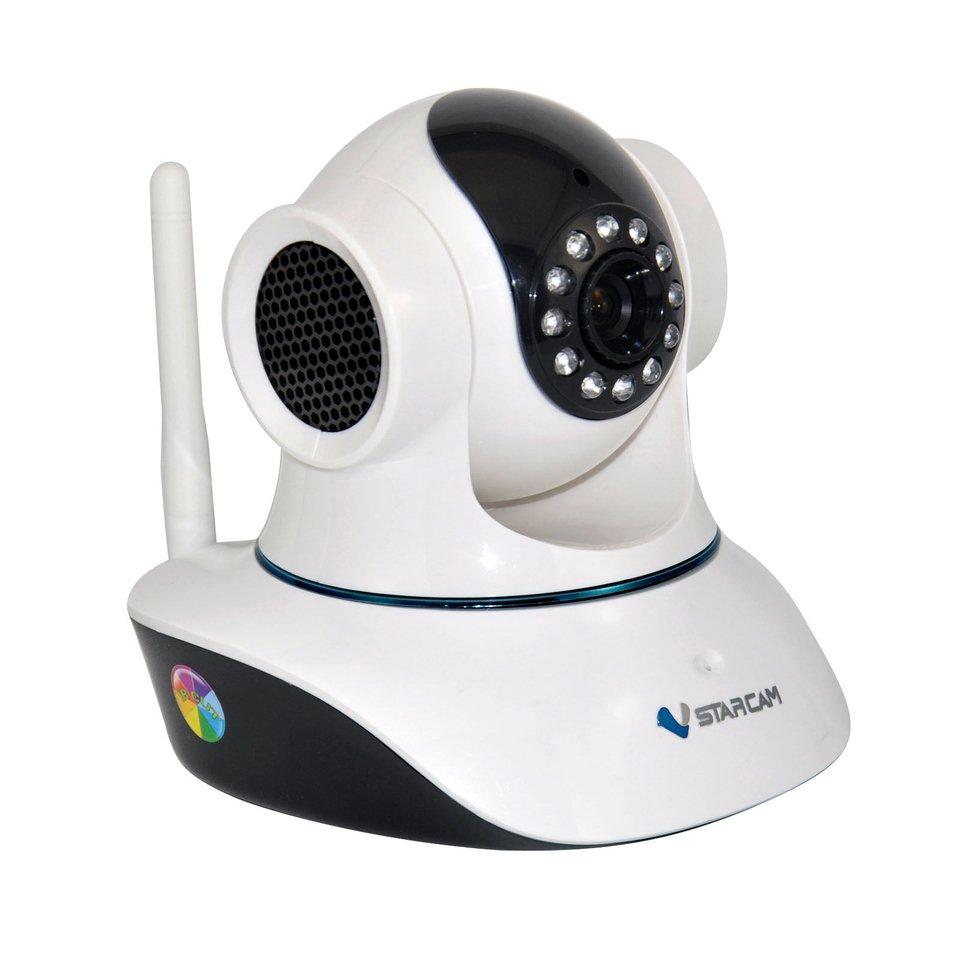 Vstarcam Wireless IP Camera WIFI Pan/Tilt P2P Security Monitor Voice Intercom - T6835WIP