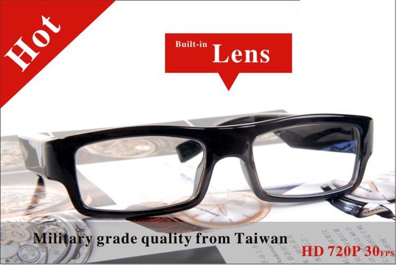 8GB 5MP 720P HD glasses spy camera eyewear camcorder - G3000