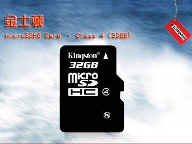 Original 32GB Micro SD SDHC Memory Card
