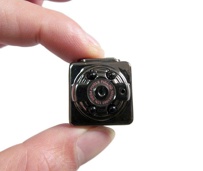 SQ8 Full HD 1080P Mini DV Spy Camera with Motion Detecting Infrared Night Vision