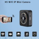 H5 Wifi IP 720P HD Mini Camera Night Vision Mini DV Camera r Micro Video Cam Supporting Max. 64GB