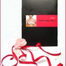 2-Pack Reusable Hypoallergenic Gel-Adhesive Bra Cups A B C D