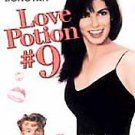 Love Potion #9 DVD Sandra Bullock