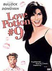 Love Potion #9 DVD Sandra Bullock