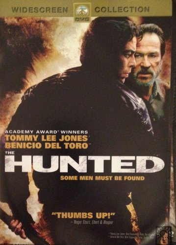 The HUNTED DVD Widescreen