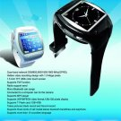 New hand Wrist phone with MP3 MP4 Bluetooth phone