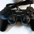 New PC DUAL SHOCK PAD CONTROLLER JOYSTICK JOYPAD