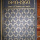 68 Songs~1940-1960 HOME LIBRARY SERIES~Volume 3~Arranged for All Organs