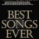 The Best Songs Ever: Easy Electronic Keyboard Music Vol. 52 Hal Leonard Corp.