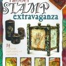 Rubber Stamp Extravaganza Craft Book by Vesta Abel