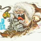 Fabulous odd rods sticker-Cold Power-#64