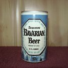 DUQUESNE BAVARIAN BEER can-Duquesne Brewing Co. Philadelphia, Pen. Cleveland, Oh-Tab Top