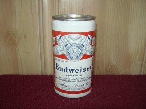 BUDWEISER BEER Can-Anheuser Busch Inc. Tab Top