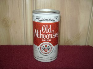 OLD MILWAUKEE BEER Can-Jos Schlitz Brewing Co. Tab Top